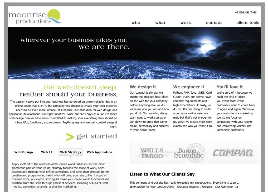 Moonrise Web Design